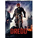 Dredd [DVD + Digital Copy + UltraViolet]