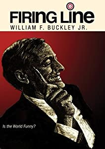 """Firing Line with William F. Buckley Jr. """"Is the World Funny?"""""""