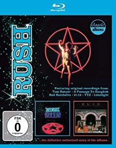 Rush - 2112/Moving Pictures [Blu-ray]