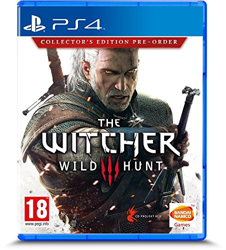 Comprar the witcher 3 wild hunt para playstation 4
