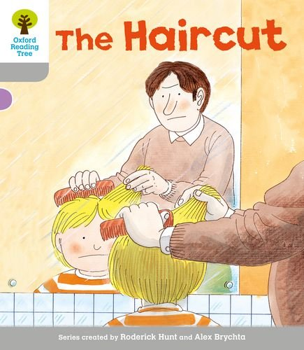 Haircut. Roderick Hunt, Thelma Page (Ort Wordless Stories)