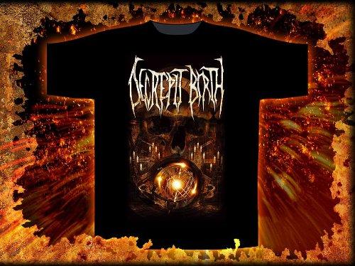 DECREPIT BIRTH ODDYSEY T-Shirt M