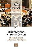 Image de Les relations internationales: « Que sais-je ? » n° 2456