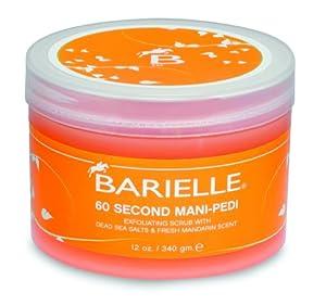 Barielle 60 Second Mani-Pedi, 12-Ounce Jar