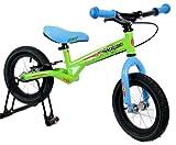 【12インチホイール】【自転車練習用キックバイク】TWINS BULLDOG / DOG-1