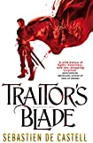 Traitor's Blade (The Greatcoats Book 1)