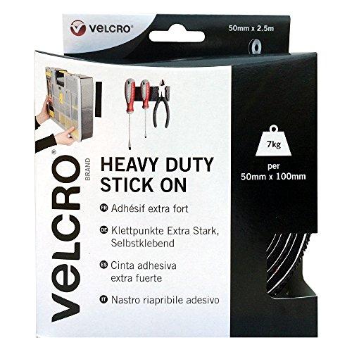 velcror-solidite-industrielle-velcro-vel60241-bande-velcro-sur-adhesif-50-mm-x-25-m-noir