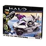 Halo Mega Bloks (96805u) UNSC Warthog (colours and styles may vary)by Mega Bloks