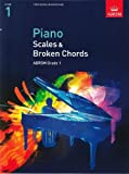 ABRSM ABRSM: Scales and Broken Chords for Piano (from 2009) Grade 1