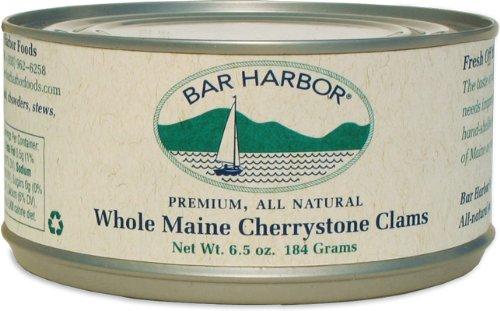 Cherrystone Clams