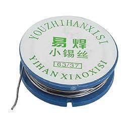 0.7mm Diameter 1.5M Length Tin Lead Melt Solder Soldering Wire Reel