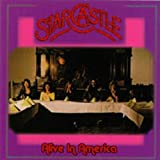 Alive in America by Starcastle [Music CD]