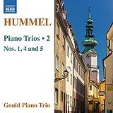 フンメル:ピアノ三重奏曲集 第2集