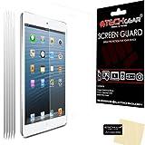 TECHGEAR Clear LCD Screen Protectors for Apple iPad Mini with Retina Display/iPad Mini 2 (Pack of 5)