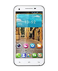Qawachh Tempered Glass Screen Guard for Gionee V4S
