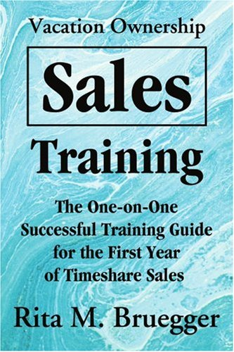 Vacation Ownership Sales Training: The One-on-One