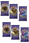 6 Six Packs of Magic the Gathering  MTG Journey into Nyx