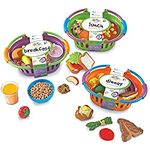 Amazon Com Learning Resources New Sprouts Breakfast Lunch