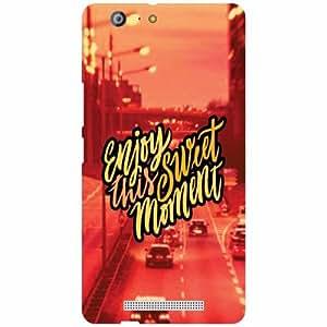 Printland Gionee Marathon M5 Back Cover