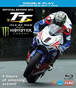 TT Isle of Man 2011 Official Review Blu-Ray