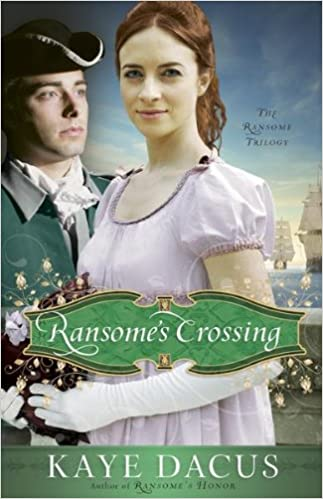 Ransome's Crossing (The Ransome Trilogy Book 2)