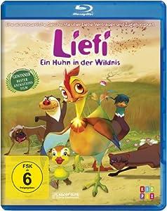Liefi - Ein Huhn in der Wildnis [Blu-ray]