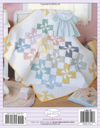 Tadpole Quilts for Baby