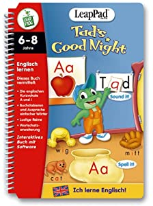 LeapFrog 41230201 - LeapPad-Bibliothek: Tad's Good Night