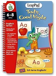 LeapFrog 41230201 - LeapPad-Bibliothek: Tad's Good Night