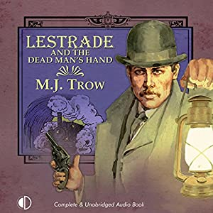 Lestrade and the Dead Man's Hand Audiobook