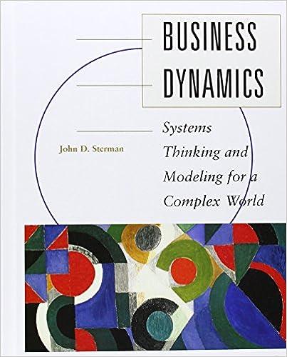 System Dynamics Book Dynamics Systems Thinking
