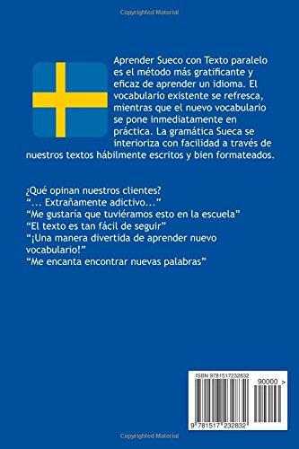 Aprender Sueco II - Textos paralelos (Español - Sueco) Historias sencillas