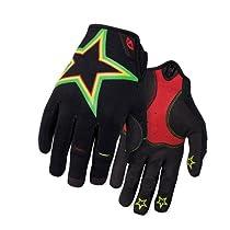 Giro DND Gloves, Black Rad Star, Medium