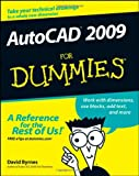 AutoCAD 2009 For Dummies (For Dummies (Computer/Tech)) - 0470229772