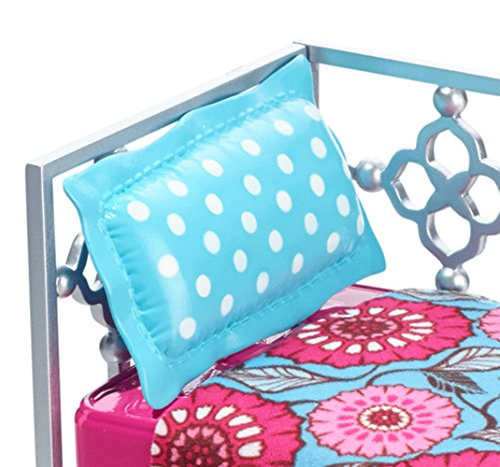 Barbie day bed story starter playset doll house furniture for Starter bed