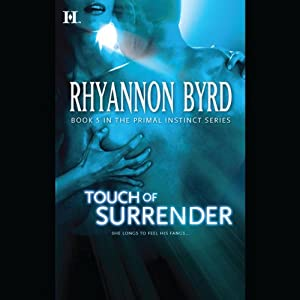 Touch of Surrender | [Rhyannon Byrd]