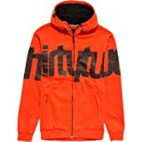 Thirtytwo Men's Reppin 32 Tech Fleece, Orange, X-Large