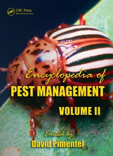 Dekker Agropedia Collection (Print): Encyclopedia of Pest Management, Volume II