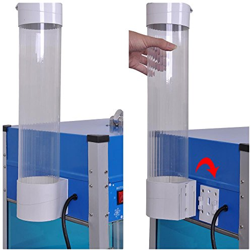 New commercial grade snow cone machine ice shaver sno icee - Commercial grade kitchen appliances ...