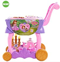 Just Play Sofia the First Delightful Dining Cart