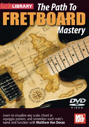 Lick Library: The Path to Fretboard Mastery (DVD) [2009]