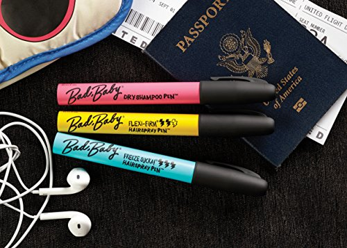 Bad, Baby: Dry Shampoo Pen (Truly Travel Sized for On-The-Go)