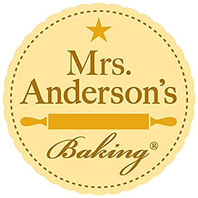 Mrs. Anderson's Baking Stainless Steel Crank Flour Sifter