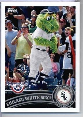 2011 Topps Opening Day Mascots Baseball Card #M5 Chicago White Sox - Chicago White Sox - MLB Trading Card