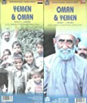 Carte routiere - Oman &amp; Yemen 1/1400000