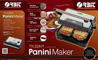 Orbit-Victoria-750W-Panini-Maker