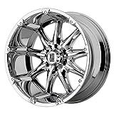 XD Series Badlands (Series XD779) Chrome - 18 x 9 Inch Wheel