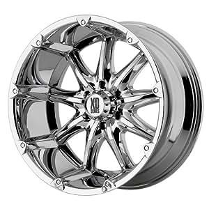 "XD-Series 779 Badlands Chrome Wheel (18x9""/8x170mm)"