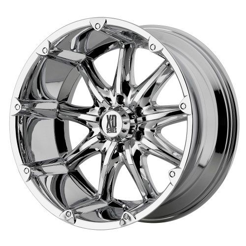 XD Series Badlands (Series XD779) Chrome - 22