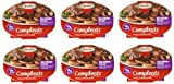 Hormel Compleats Salisbury Steak with Sliced Potatoes & Gravy, 9-Ounce Microwavable Bowls (Pack of 6)